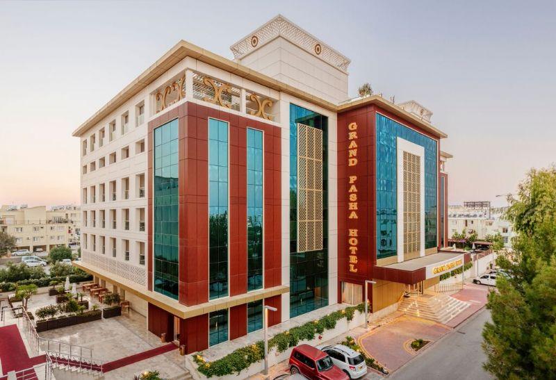 Grand Pasha Kyrenia Hotel Casino SPA Fotoğrafı