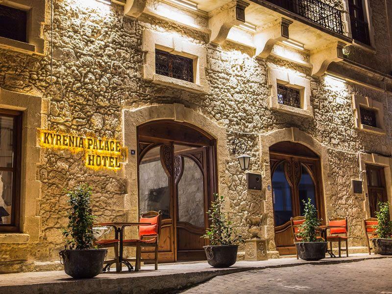 Kyrenia Palace Boutique Hotel Fotoğrafı