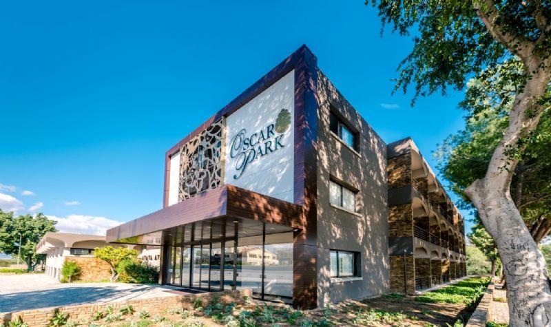 Oscar Park Hotel Fotoğrafı