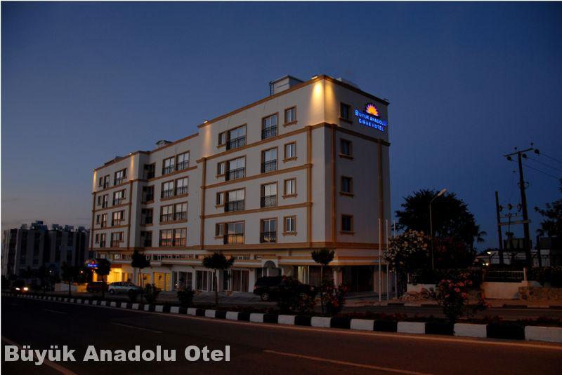 Buyuk Anadolu Girne Hotel Fotoğrafı