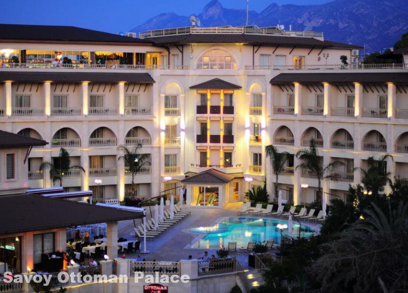 Savoy Ottoman Palace & Casino Fotoğrafı
