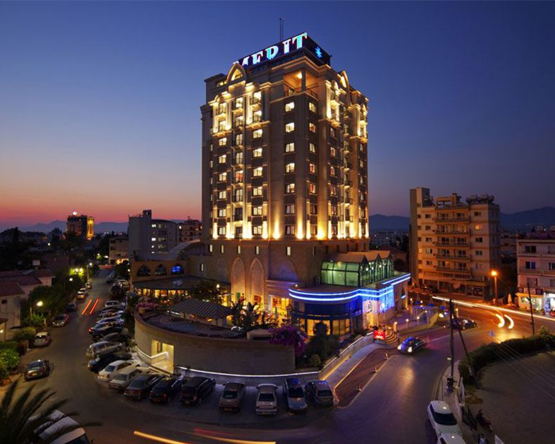 Merit Lefkosa Hotel & Casino Fotoğrafı