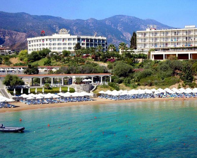 Denizkizi Hotel Fotoğrafı